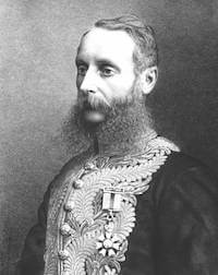 1869 – 1875^Sir Frederick Aloysius Weld