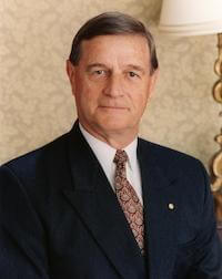 2000 – 2005^Lieutenant General the Honourable John Murray Sanderson AC 2000 – 2005