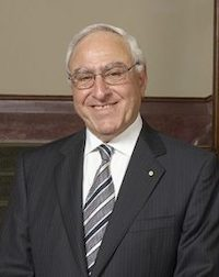 2006 – 2011^The Honourable Dr Kenneth Comninos Michael AC