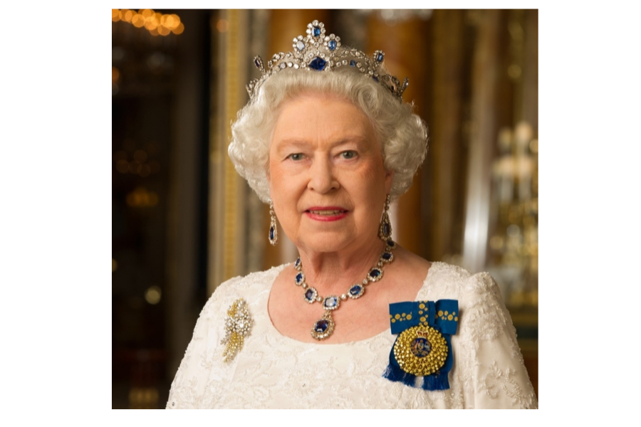 Photo of Her Majesty Queen Elizabeth II
