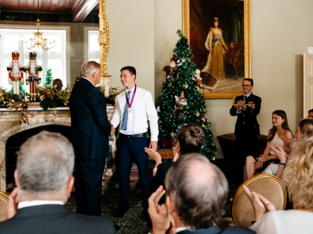 20th December 2019^Announcement of the 2019 Beazley Medals