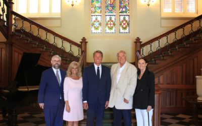 13th January 2020^Met with the Honourable Jeffry Flake